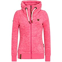 Naketano Female Zipped Jacket Redefreiheit? IV