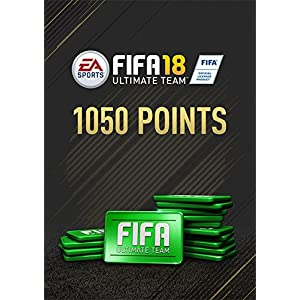FIFA 18: Ultimate Team – 100 FIFA Points | PC Origin Instant Access