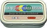 La Pulga Saltarina. Juego tradicional de bolsillo