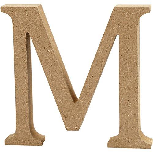 creativ-m-mdf-letter-brown-13-x-2-cm