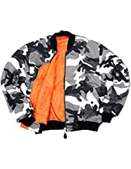 AlxShop - Bombers Ma-1 Camouflage