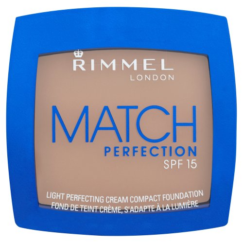 Rimmel Match Perfection Cream Compact Foundation (Compact Mineral Foundation)