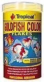 Tropical Goldfish Color Farbverstärkendes Flockenfutter