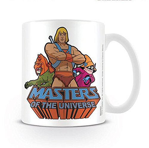 Close Up Masters of The Universe Tasse I Have The Power aus Keramik 320 ml