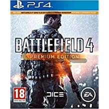 Battlefield 4 Premium Edition For PS4