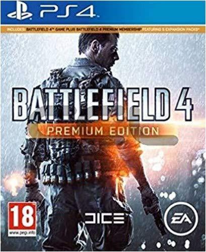 Battlefield 4 Premium Edition For PS4