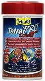 Tetra Pro Colour Premiumfutter (für alle tropischen Zierfische, Farbkonzentrat für hervorragende natürliche Farbausprägung, hoher Gehalt an Carotinoiden für farbverstärkende Wirkung), 100 ml Dose