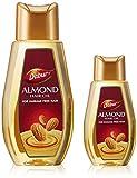 #5: Dabur Almond Hair Oil, 500ml with Free Hair Oil, 100ml