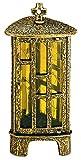 Grablaterne Aurich Bronze pat., Höhe 35 cm