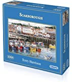 Gibsons Scarborough Jigsaw Puzzle (1000 pieces)