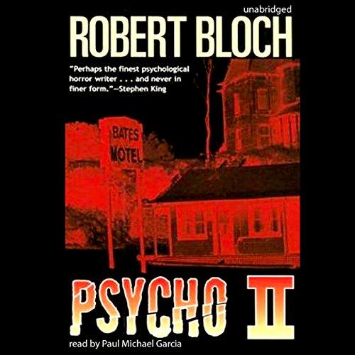 Psycho II  Audiolibri