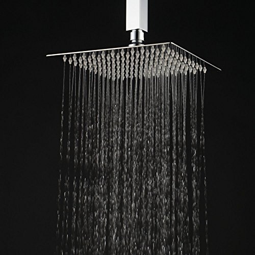 produce rainfall luxury size aliexpress ceiling in rain round head item square bathroom set top on improvement overhead of faucets brass com for home kit shower we inox from