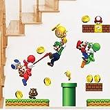Wandsticker - Super Mario