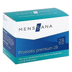 Probiotic premium 28 Menssana Beutel 28 stk