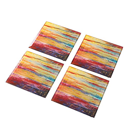 set-of-4-square-glass-coasters-10-x-10-cm-nel-whatmore-colourful-stripes-non-slip