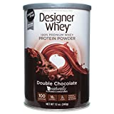 DESIGNER WHEY - Protein Powder Double Chocolate - 12 oz. (340 g)