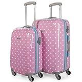 536ba4be984 ▷ Mejores Ofertas set de maletas de viaje niña del 2019  AQUÍ