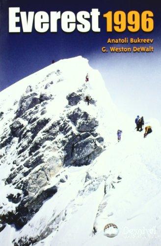 Everest 1996 - La Verdad Sobre La Mayor Tragedia En La Historia Del
