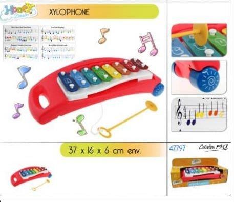JOUET Xylophone gm