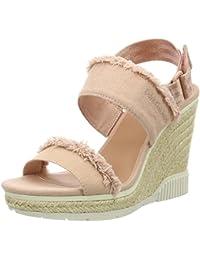 Calvin Klein Jeans R4056, Zapatos de Punta Descubierta Mujer