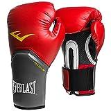 Everlast Pro Style Elite - Guantes de Boxeo para Entrenamiento, Color Rojo, Talla 14 oz