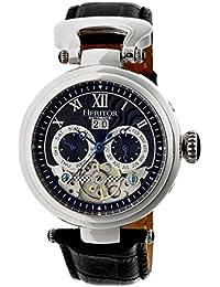 Heritor Reloj Ganzi Herhr3302  48 mm