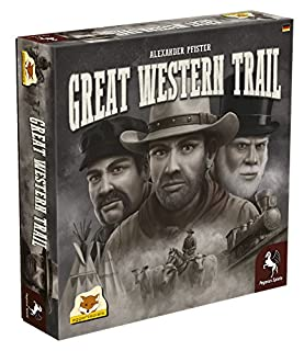 Pegasus Spiele 54590G - Great Western Trail (eggertspiele) (B01MFG9RNV)   Amazon Products