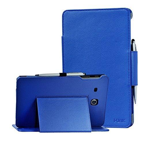 TAB E 8.0Fall, Samsung Galaxy Tab E 20,3cm sm-t377Sprint/US Cellular 4G LTE Case Schutzhülle durch i-unik Slim Folio Fall [Bonus Stylus]
