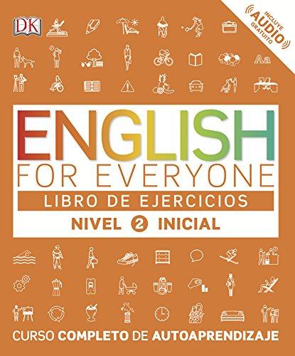 English for everyone (Ed. en español) Nivel Inicial 2 - Libro de ejercicios