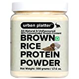 Rice Protein Powders Review and Comparison
