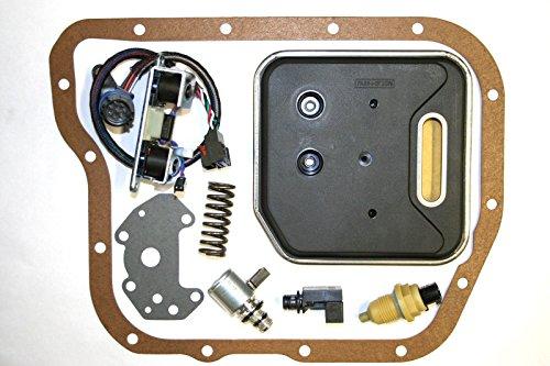 Wellington Teile Corp 46re 47re 48re Master Magnetventil Service Kit Druck Sensor Upgrade Borg 2000bis, mit Wellington Teilen Corp -