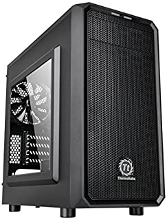 Thermaltake Versa H15 mesh M-ATX Gaming Case with Side Window USB 3 and Black Interior (B00UNJRG78) | Amazon Products