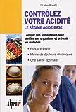 Contr Lez Votre Acidit - Le R Gime Acide-Base
