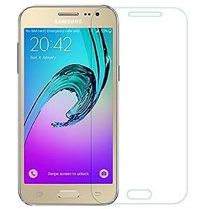 RICH WALKER Tempered Glass Screen Guard For Samsung Galaxy J2-2015