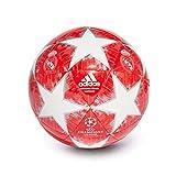 adidas Finale18Rm Cpt Balón, Hombre, (Plamet/Correa/rojviv), 5