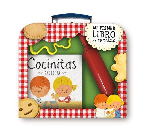 Cocinitas. Mi primer libro de recetas (Libros prácticos)