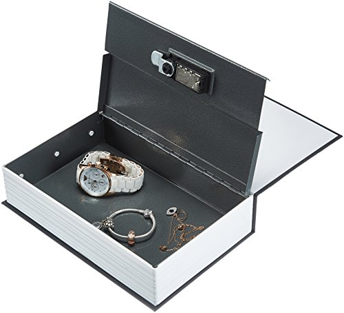 Zoom IMG-2 amazonbasics cassetta portavalori a forma