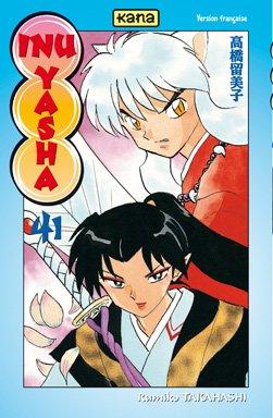 Inu Yasha Vol.41 par TAKAHASHI Rumiko