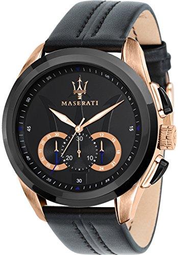MASERATI TRAGUARDO Men's watches R8871612025