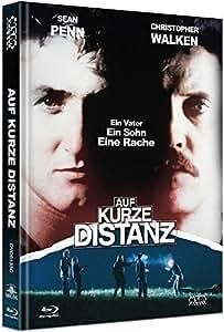 Auf kurze Distanz [Blu-Ray+DVD] - uncut - auf 333 limitiertes Mediabook Cover C