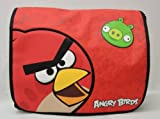 Best Angry Birds Angry Birds Messenger Bags - Angry Bird Large Messenger Bag - Red Background Review