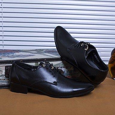 Chaussures d'hommes Party & Soir Oxford noir/brun Brown