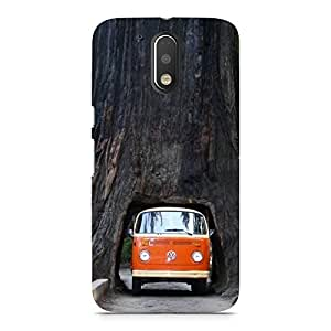 Hamee Designer Printed Hard Back Case Cover for LG V20 Design 510
