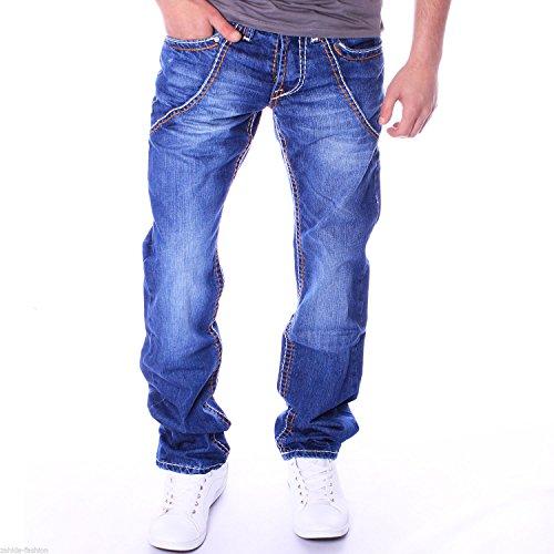 RMK 2,54 cm Jeans - blu
