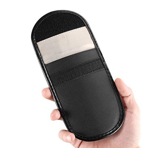 Chiave Signal Blocker,Signal schermatura borsa,cellulare anti-tracking, GPS Segnale RFID Blocker portatile borsa gravidanza anti radiazioni per borsa.