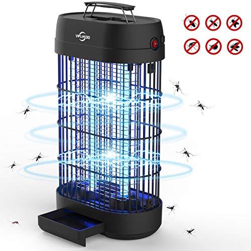 Viflykoo Lámpara Antimosquitos,UV LED...