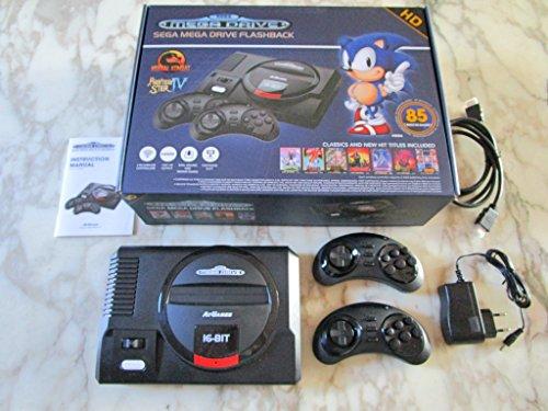 Sega Mega Drive Flashback HD inkl. 82 Spielen on Board