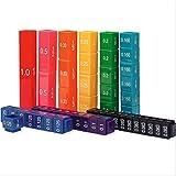 Set De Cubes Mathématiques Complets Empilables