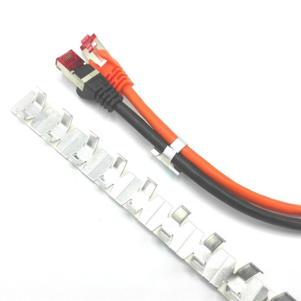 Nett Einstellbare Kabelklemmen Ideen - Elektrische Schaltplan-Ideen ...