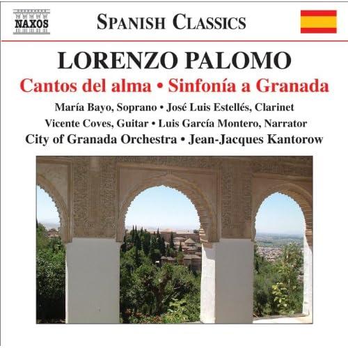 Sinfonia a Granada: V. Cielo pintado de nieve (A Snow Painted Sky)